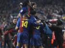 El F.C. Barcelona se llevó el clásico tras ganar por 2-0 al Real Madrid
