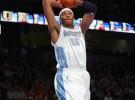 Carmelo Anthony anota 33 puntos en un solo cuarto