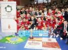 Ya se conocen los 8 equipos que participarán en la Copa de España de Fútbol Sala