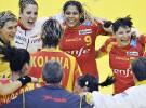 España accede a las semifinales del europeo de balonmano femenino