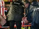 Gurpegi dio el susto en el partido del Athletic de Bilbao frente al Sporting de Gijón