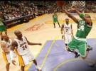 Lakers y Celtics reviven la final de la NBA en el día de Navidad