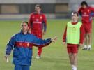 Aplazado el partido del Murcia por intoxicación de 13 de sus jugadores