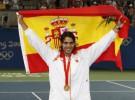 Rafa Nadal y Jelena Jankovic, nombrados mejores tenistas del año
