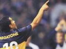 Riquelme acusado por haber gritado en un gol