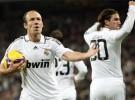 El Real Madrid toma aire tras ganar por la mínima al Valencia