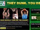 Cómo votar a Rudy Fernández para que acuda al concurso de mates del All Star NBA