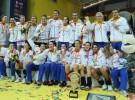 La selección española de balonmano femenino se hizo con la plata en el Europeo