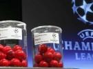 Equipos clasificados para el sorteo de octavos de final de la Liga de Campeones