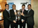 El Pozo – Caja Segovia e Inter Movistar – Benicarló, semifinales de la Supercopa de Fútbol Sala