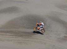 Sainz y Coma llegan líderes a la etapa de descanso del Dakar 2009