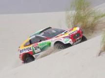 Dakar: Nani Roma gana la etapa en coches y Marc Coma sigue líder en motos