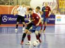 LNFS: Barcelona Mobicat y ElPozo lucharán por llegar a la final de la Copa de España