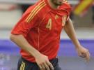 Piqué y Busquets, novedades de Del Bosque para el amistoso entre España e Inglaterra