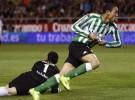 El Betis ganó por 1-2 al Sevilla en el derbi de la ciudad