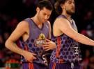 Rudy Fernández y Marc Gasol debutaron en el All Star con 14 y 15 puntos respectivamente