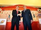 Sergio Scariolo fue presentado como nuevo entrenador de la selección española de baloncesto
