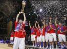 El Tau es el campeón de la Copa del Rey tras ganar al Unicaja en la prórroga