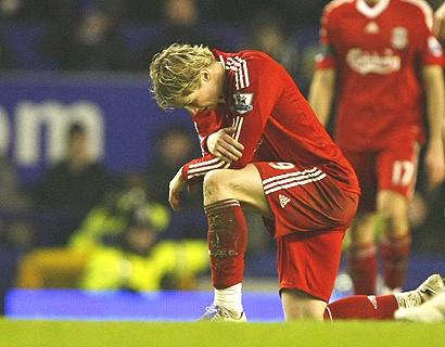 Liverpool fuera de la FA Cup