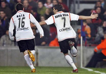 Villa y Mata pueden ser los primeros en dejar el club