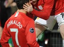 Liga de Campeones: el Manchester United y el Arsenal también se meten en cuartos de final