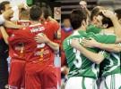 LNFS: Inter MoviStar y ElPozo lucharán por la Copa