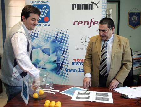 El sorteo de los grupos tuvo lugar el pasado miércoles en las instalaciones de la LNFS