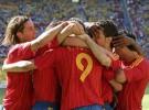 España sigue liderando el Ranking de la FIFA