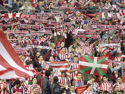 Gran parte de la afición del Athletic se quedará en Bilbao