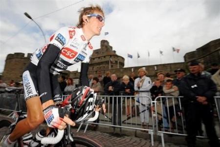 Andy Schleck consiguió la victoria en la clásica belga