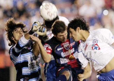 Atlante toma ventaja en la final de la Champions de la CONCACAF