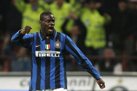 Balotelli sufrió gritos racista en el Juventus-Inter
