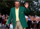 Ángel Cabrera se hizo con la chaqueta verde en Augusta