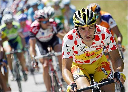 David de la Fuente vence el GP Miguel Indurain en Estella