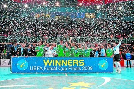 Inter MoviStar ganó su tercera Copa de Europa