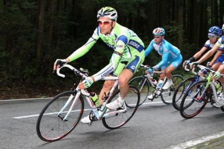 Ivan Basso ganó el Giro del Trentino