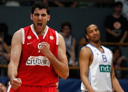 El R. Madrid cae ante Olympiacos en la Euroliga