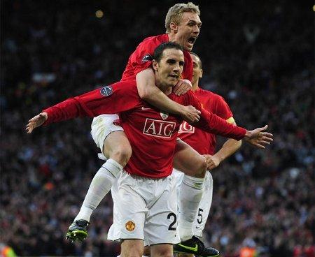O´Shea fue el autor del gol que pone en ventaja al Manchester