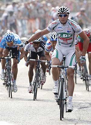 Alessandro Petacchi ganó otra clásica en su carrera