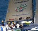 """El """"Telefónica azul"""" sigue liderando la Volvo Ocean Race"""
