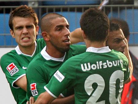 El Wolfsburg, nuevo lider de la Bundesliga