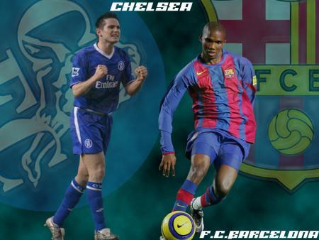 BarcelonaChelsea