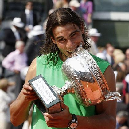 Nadal gano Roland Garros en 2008