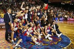 El Regal Barcelona se proclama campeón de la Liga ACB 2008/09