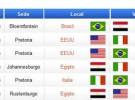 Copa Confederaciones: calendario, partidos y horarios del Grupo B con Brasil e Italia