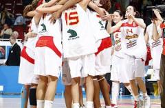 Eurobasket femenino: España elimina a Italia en cuartos de final