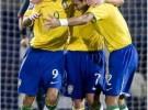 Brasil y Chile acarician un Mundial 2010 del que se aleja Argentina