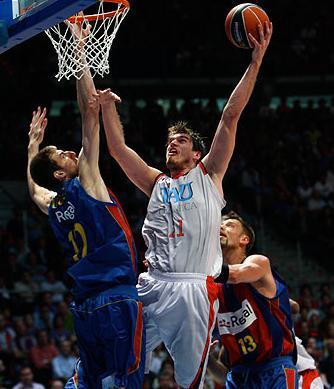 Final Liga ACB: el Barcelona gana al Tau y pone el 0-1 en la serie