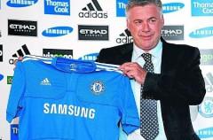 El Chelsea presenta a Ancelotti y confirma el fichaje de Zhirkov