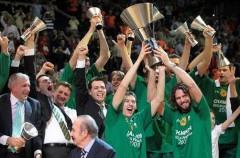 Barcelona acogerá hoy el sorteo de la Euroliga 2009/2010